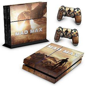Ps4 Fat Skin - Mad Max