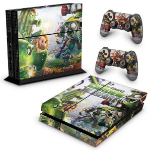 Ps4 Fat Skin - Plants Vs Zombies Garden Warfare