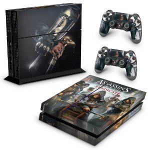 Ps4 Fat Skin - Assassins Creed Syndicate