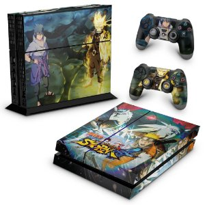 Ps4 Fat Skin - Naruto Shippuden: Ultimate Ninja Storm 4