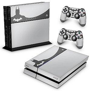 Ps4 Fat Skin - Batman Arkham - Special Edition
