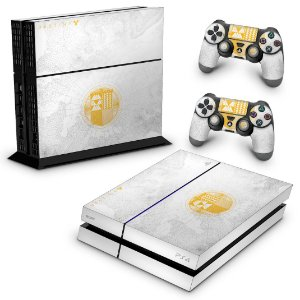 Ps4 Fat Skin - Limited Edition Destiny