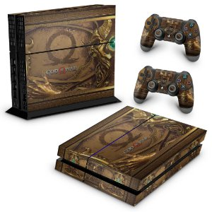 Ps4 Fat Skin - Pandora's Box God Of War