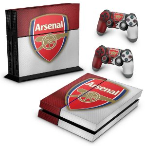 Ps4 Fat Skin - Arsenal