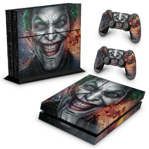 Ps4 Fat Skin - Coringa Joker