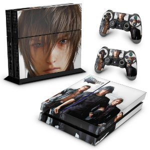 Ps4 Fat Skin - Final Fantasy XV #B