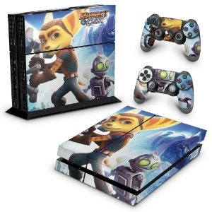 Ps4 Fat Skin - Ratchet & Clank