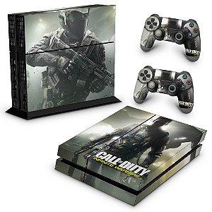 Ps4 Fat Skin - Call of Duty: Infinite Warfare