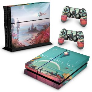 Ps4 Fat Skin - No Man's Sky