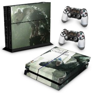 Ps4 Fat Skin - The Last Guardian