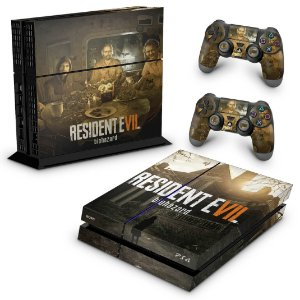 Ps4 Fat Skin - Resident Evil 7: Biohazard