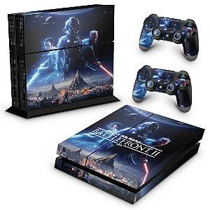 Ps4 Fat Skin - Star Wars - Battlefront 2