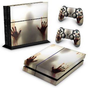 Ps4 Fat Skin - Fear The Walking Dead