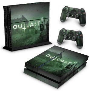 Ps4 Fat Skin - Outlast 2