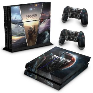 Ps4 Fat Skin - Mass Effect: Andromeda