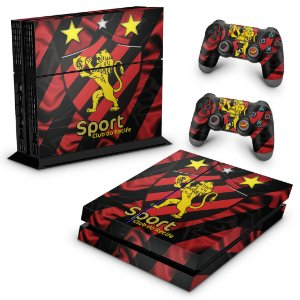 Ps4 Fat Skin - Sport Club do Recife