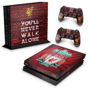 Ps4 Fat Skin - Liverpool