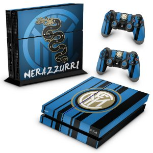 Ps4 Fat Skin - Inter De Milao FC