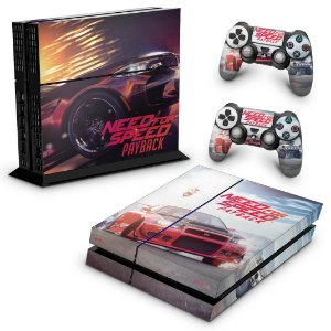 Ps4 Fat Skin - Need For Speed Payback