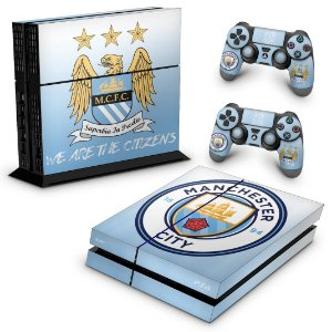 Ps4 Fat Skin - Manchester City FC