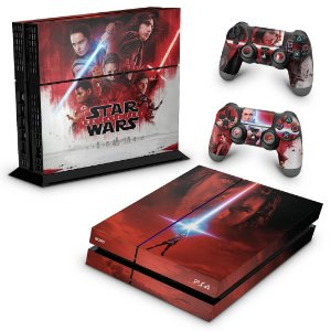 Ps4 Fat Skin - Star Wars The Last Jedi