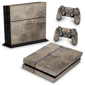 Ps4 Fat Skin - Shadow Of The Colossus