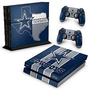Ps4 Fat Skin - Dallas Cowboys NFL
