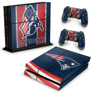 PS4 Fat Skin - New England Patriots NFL