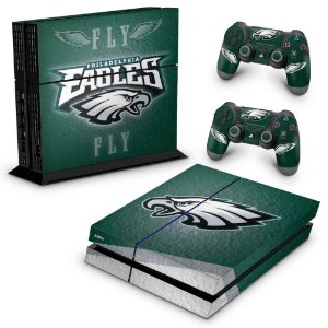 PS4 Fat Skin - Philadelphia Eagles NFL