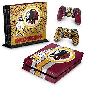 PS4 Fat Skin - Washington Redskins NFL