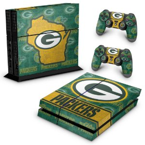 PS4 Fat Skin - Green Bay Packers NFL