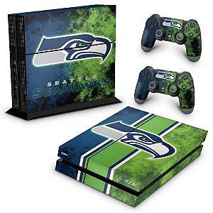 PS4 Fat Skin - Seattle Seahawks - NFL