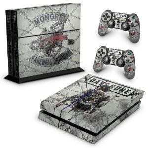Ps4 Fat Skin - Days Gone