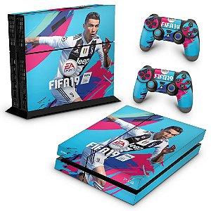 Ps4 Fat Skin - FIFA 19