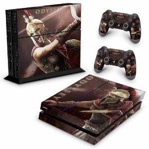 Ps4 Fat Skin - Ps4 Fat Skin - Assassins Creed Odyssey