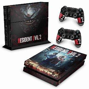 Ps4 Fat Skin - Resident Evil 2 Remake