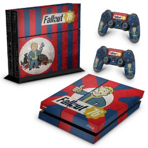 Ps4 Fat Skin - Fallout 76