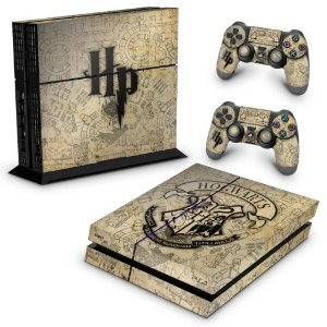 PS4 Fat Skin - Harry Potter