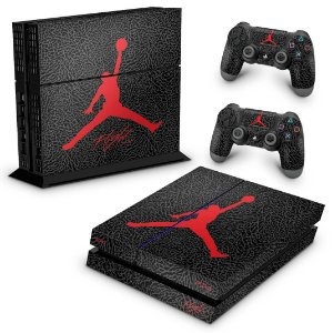 PS4 Fat Skin - Air Jordan Flight