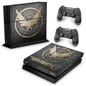 PS4 Fat Skin - The Division 2