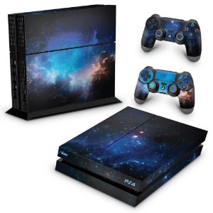 PS4 Fat Skin - Universo Cosmos