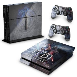 PS4 Fat Skin - Star Wars Jedi Fallen Order