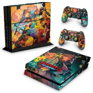 PS4 Fat Skin - Streets of Rage 4