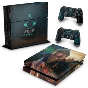 PS4 Fat Skin - Assassin's Creed Valhalla