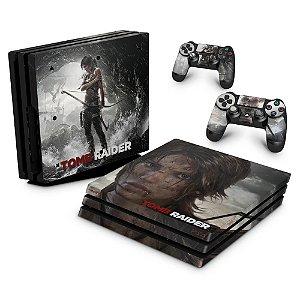 PS4 Pro Skin - Tomb Raider