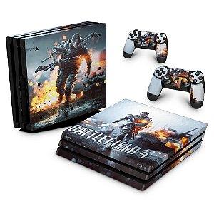 PS4 Pro Skin - Battlefield 4