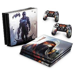 PS4 Pro Skin - Killzone Shadow Fall