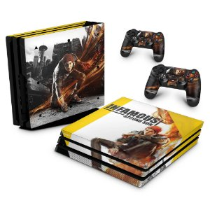 PS4 Pro Skin - Infamous