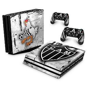 PS4 Pro Skin - Atletico Mineiro
