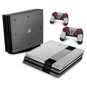 PS4 Pro Skin - Nintendinho